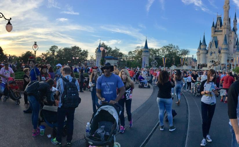 Christmas at Walt DisneyWorld