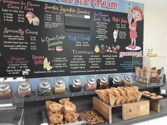 Sweeties Ice Cream Facebook