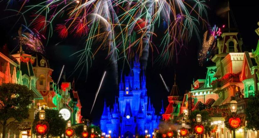 Mickey's Not-So-Scary Halloween Party at the MagicKingdom